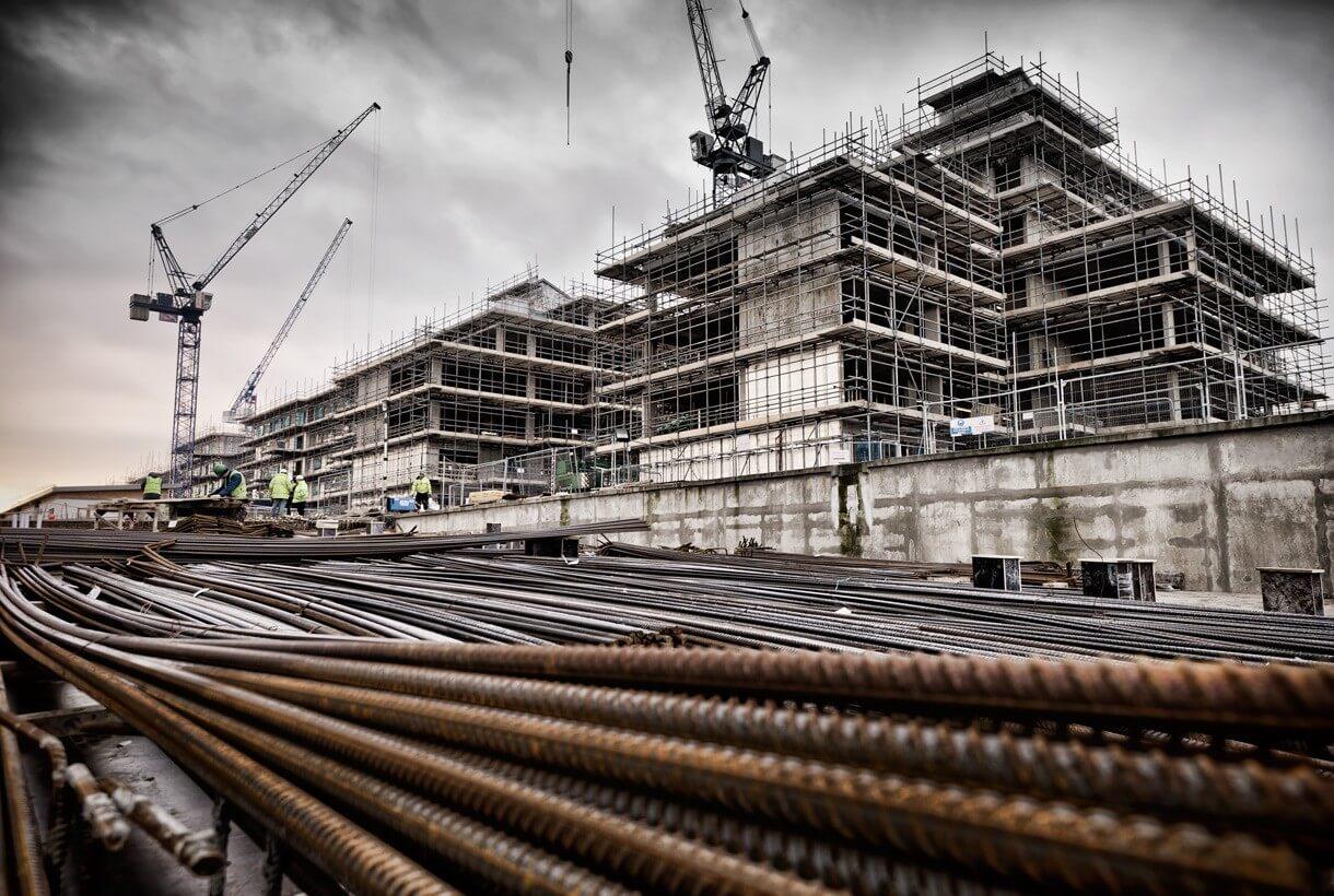 Opten: tisztul és lábadozik az építőipar