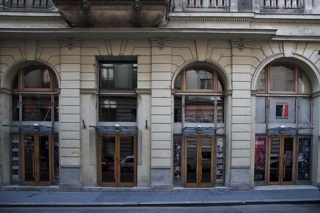 Elkészült a Centrál Színház felújítása
