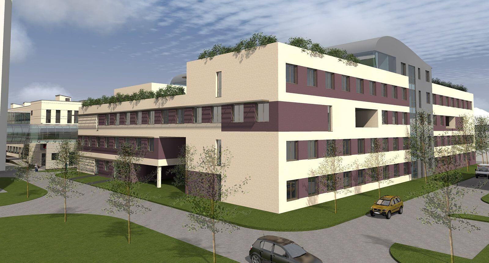 7 milliárd forint jut az új belgyógyászati tömb építésére Székesfehérváron