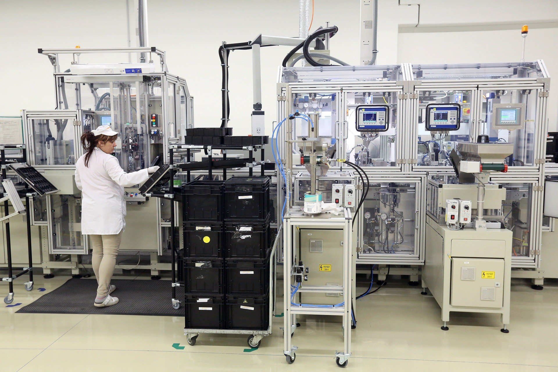Új laborban fejleszthetnek a Continental veszprémi mérnökei