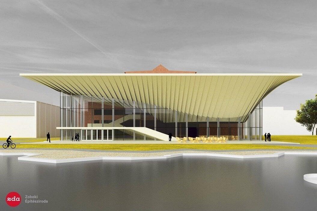 A ZÁÉV kivitelezi a Nemzeti Táncszínház új otthonát