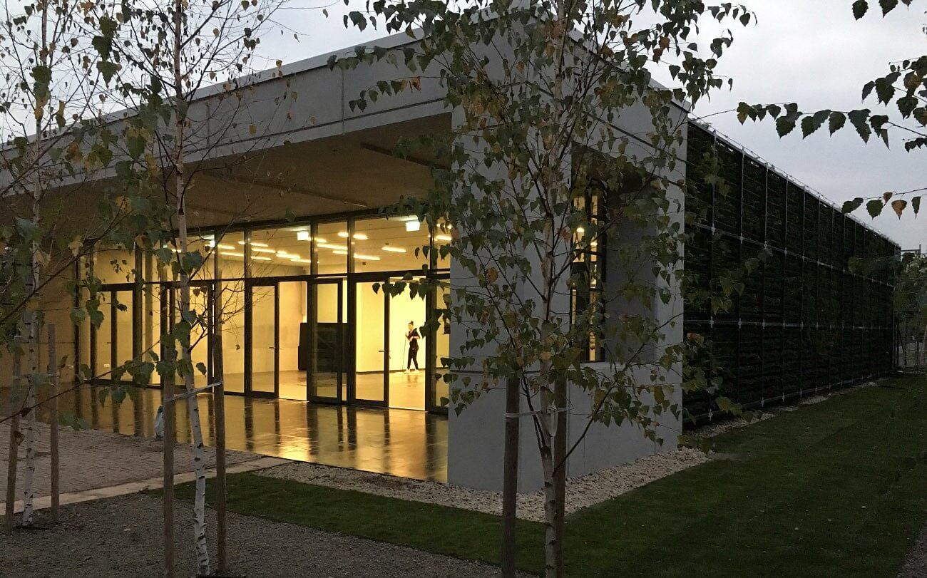 Történelemórákat is tarthatnak a NÖRI új látogatóközpontjában