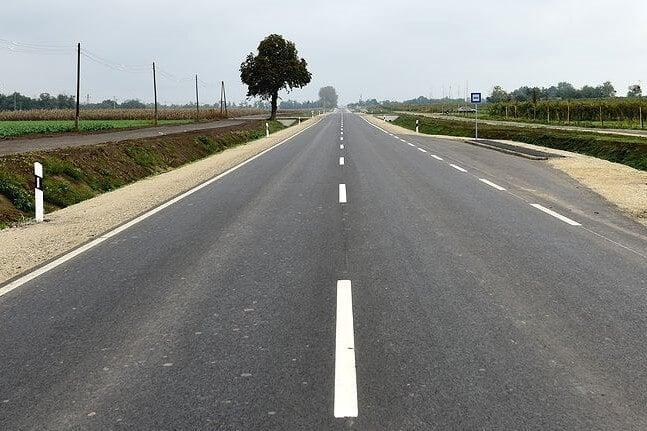 Kész a 427-es út felújítása, kamionmentessé vált Berettyóújfalu