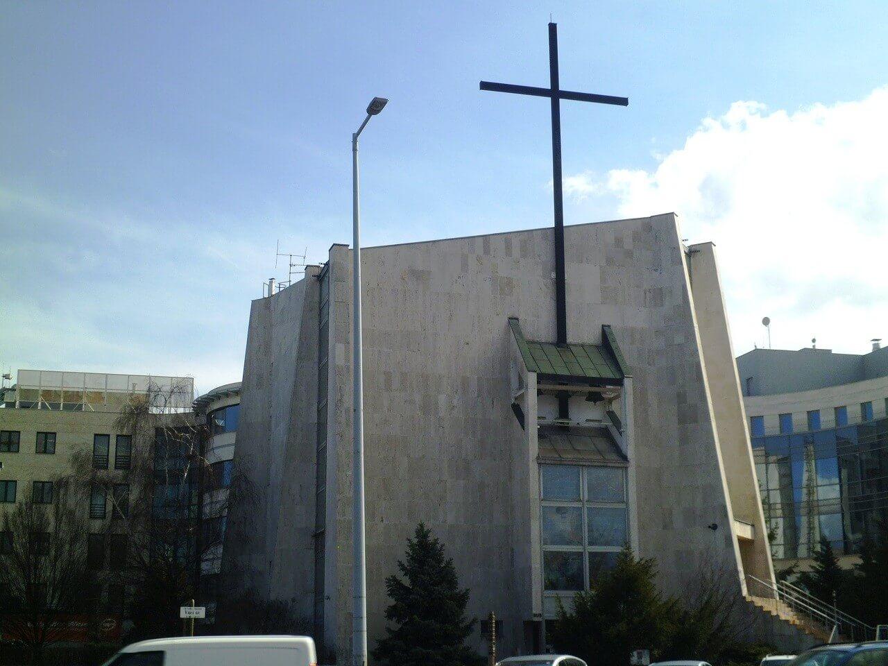 Fontos budapesti Szent Márton emlékhely újul meg