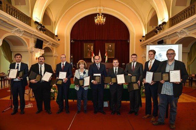 A fenntartható városfejlesztés követendő példáit díjazta a City Hungary