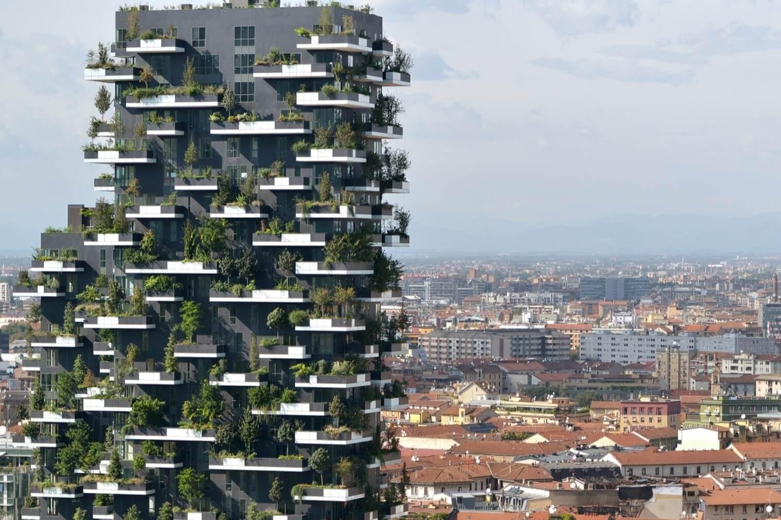 Függőleges erdővel épül meg 650 újpesti lakás