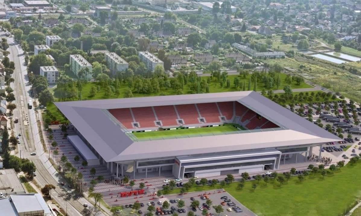 A Market építi az új diósgyőri stadiont