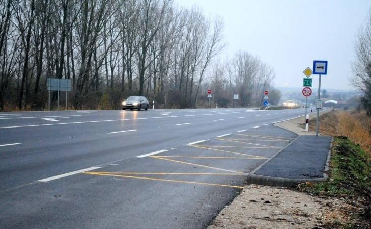 Elkészült a 3-as főút felújításával a Colas és a HE-DO
