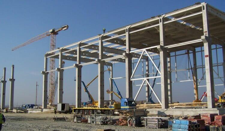 Megkezdte az év végi hajrát az építőipar