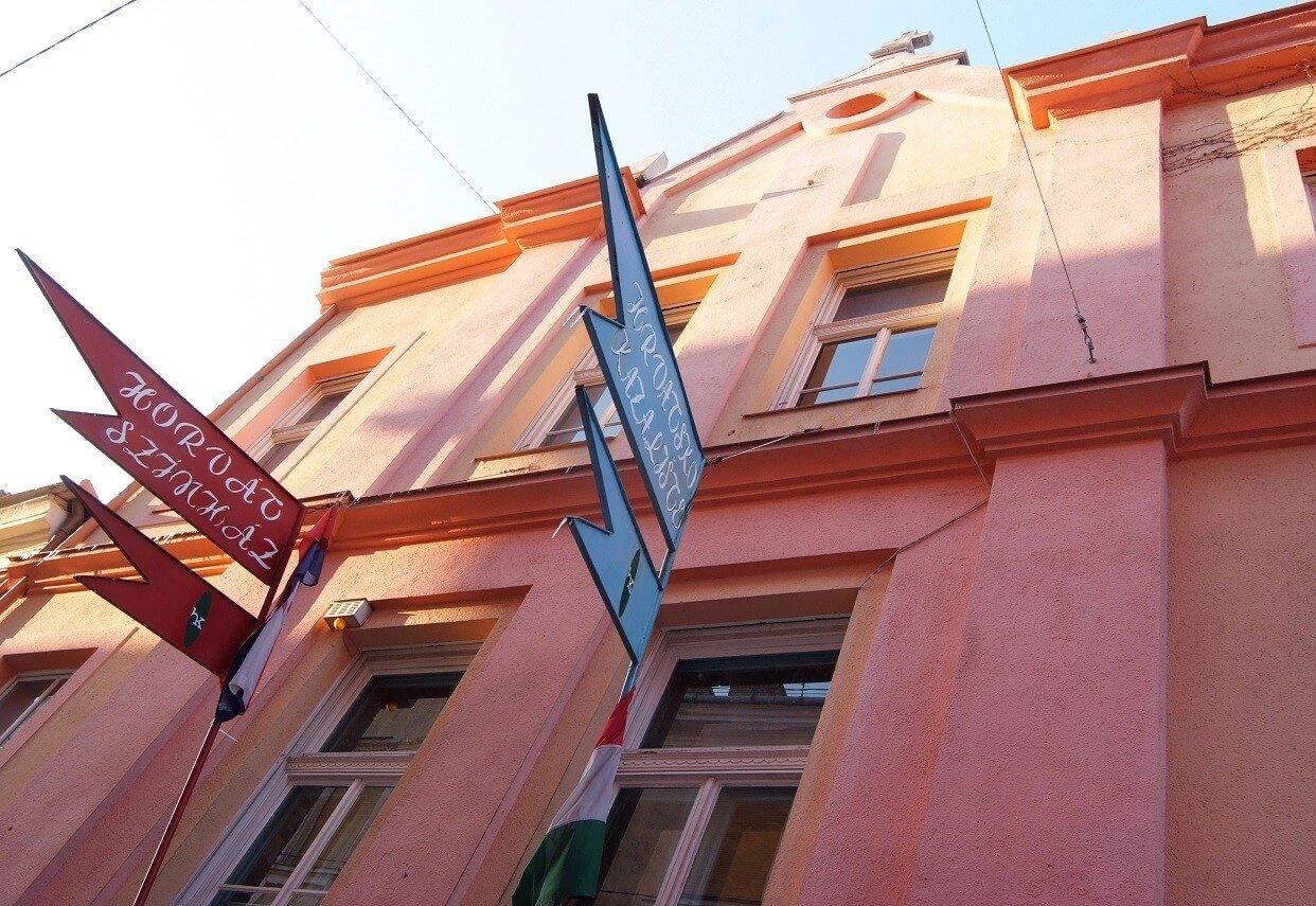 Megtalálta új kivitelezőjét a Pécsi Horvát Színház