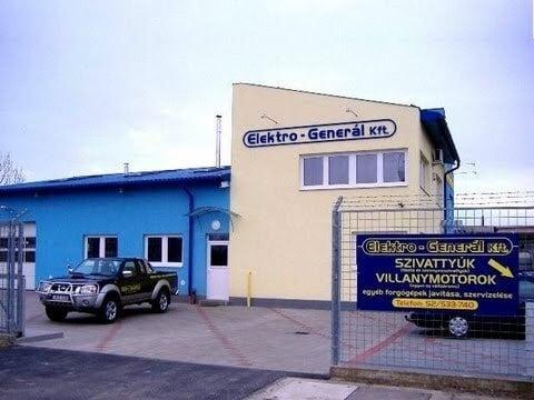 Új telephellyel bővült egy gépipari vállalkozás Debrecenben