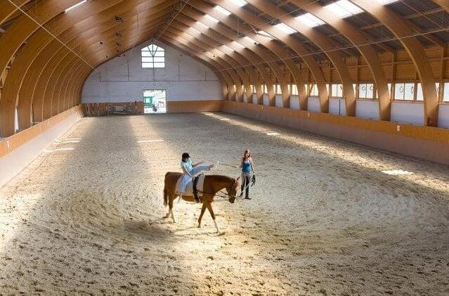 Jelentős lovas beruházást adnak át Szilvásváradon