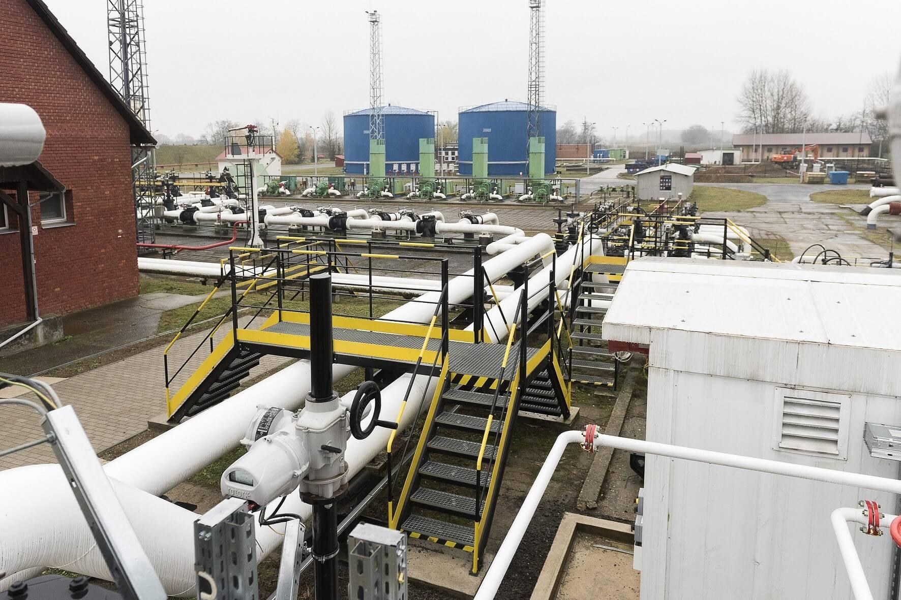 40 év után megújult az energiafolyosók keleti kapuja