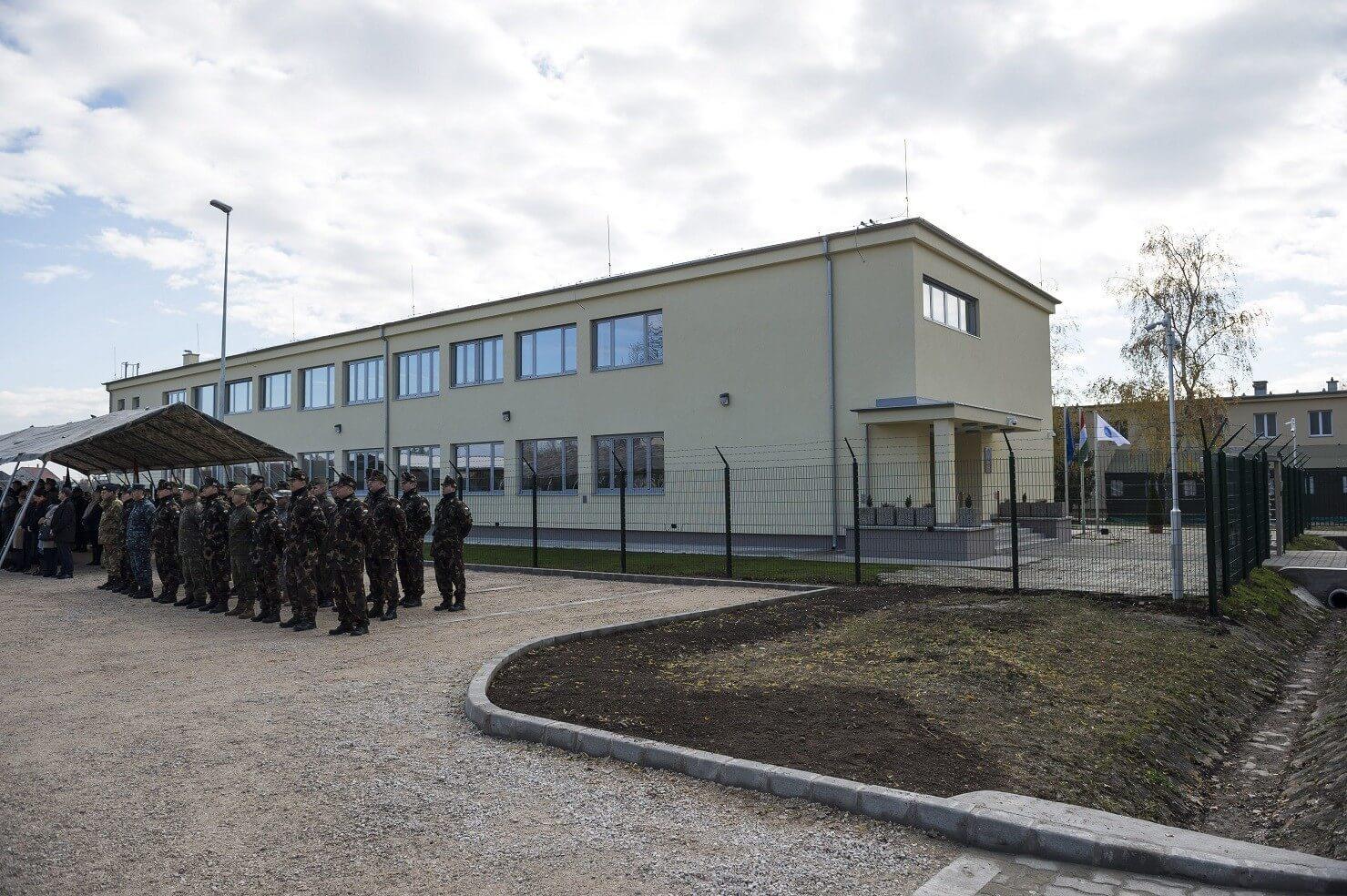NATO-parancsnokság létesült Székesfehérváron