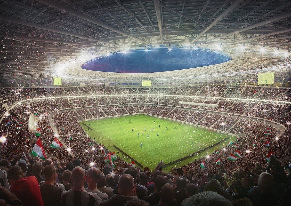 Kiírták a közbeszerzést az új Puskás-stadionra
