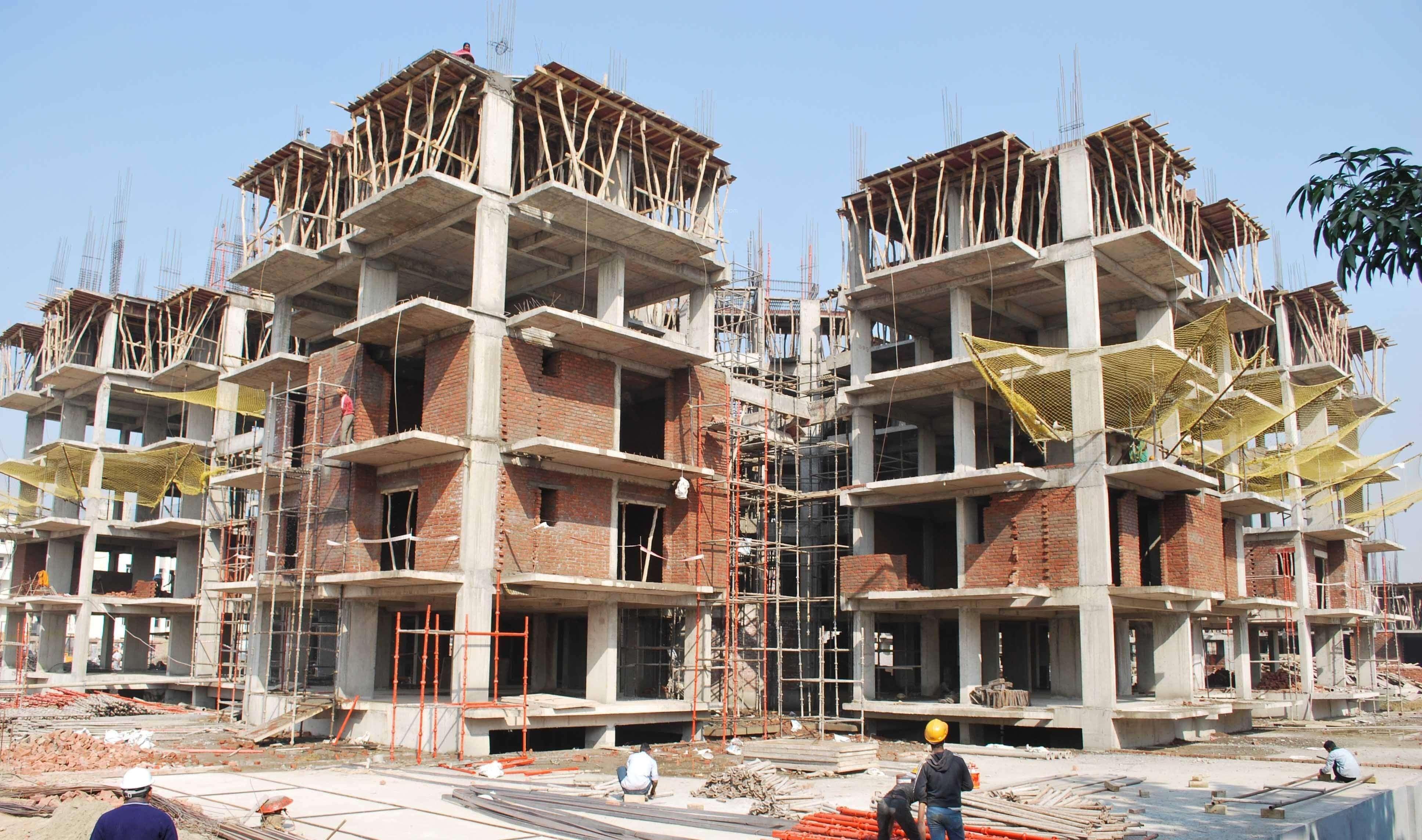 A lakásépítés kétszeresére nőhet 2018-ra