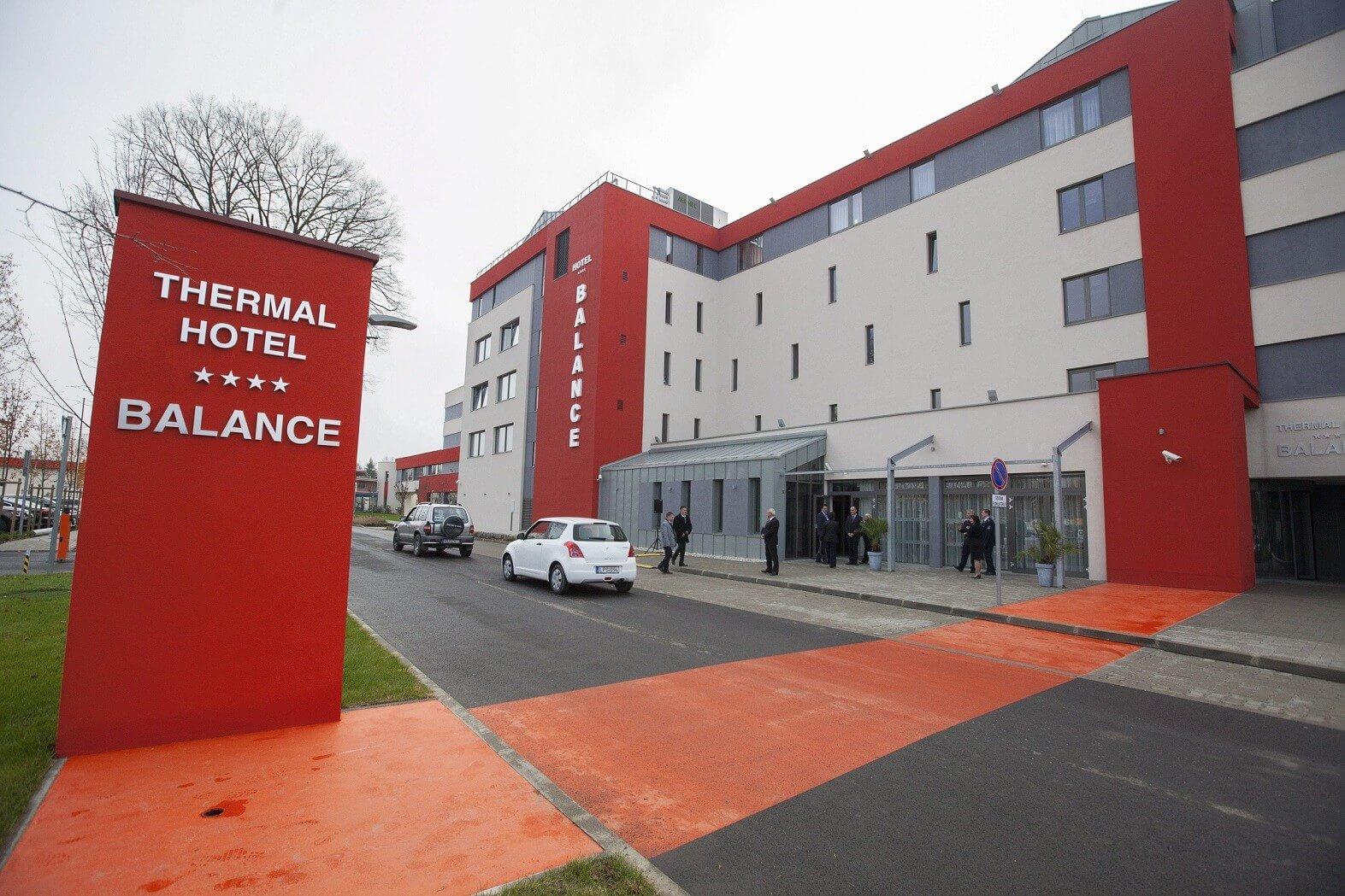 Katonavárosból wellnessközpont: négycsillagos szálloda épült Lentiben