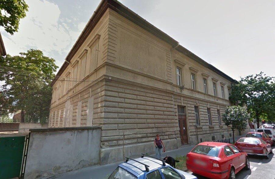 Üres épületből születik új gimnázium Óbudán