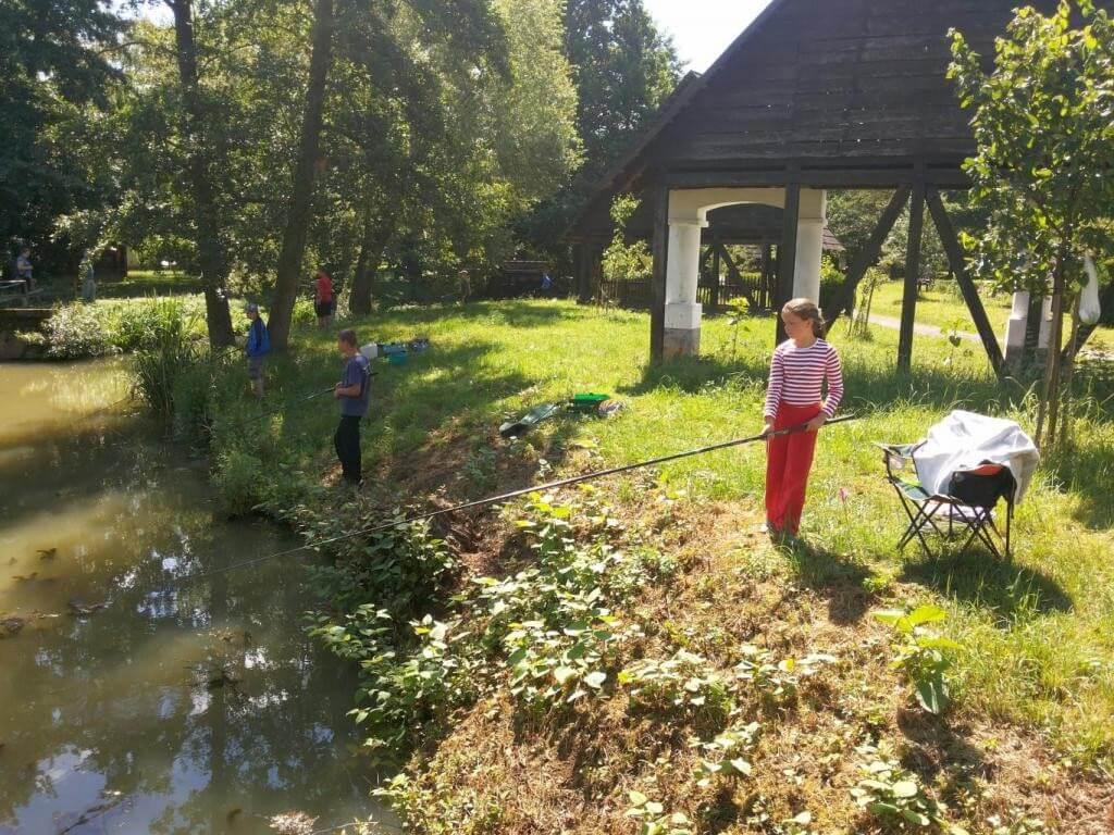 Rekreációs park készül a Zala holtágánál