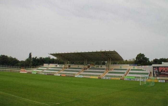 Májusra megújul a kaposvári Rákóczi Stadion
