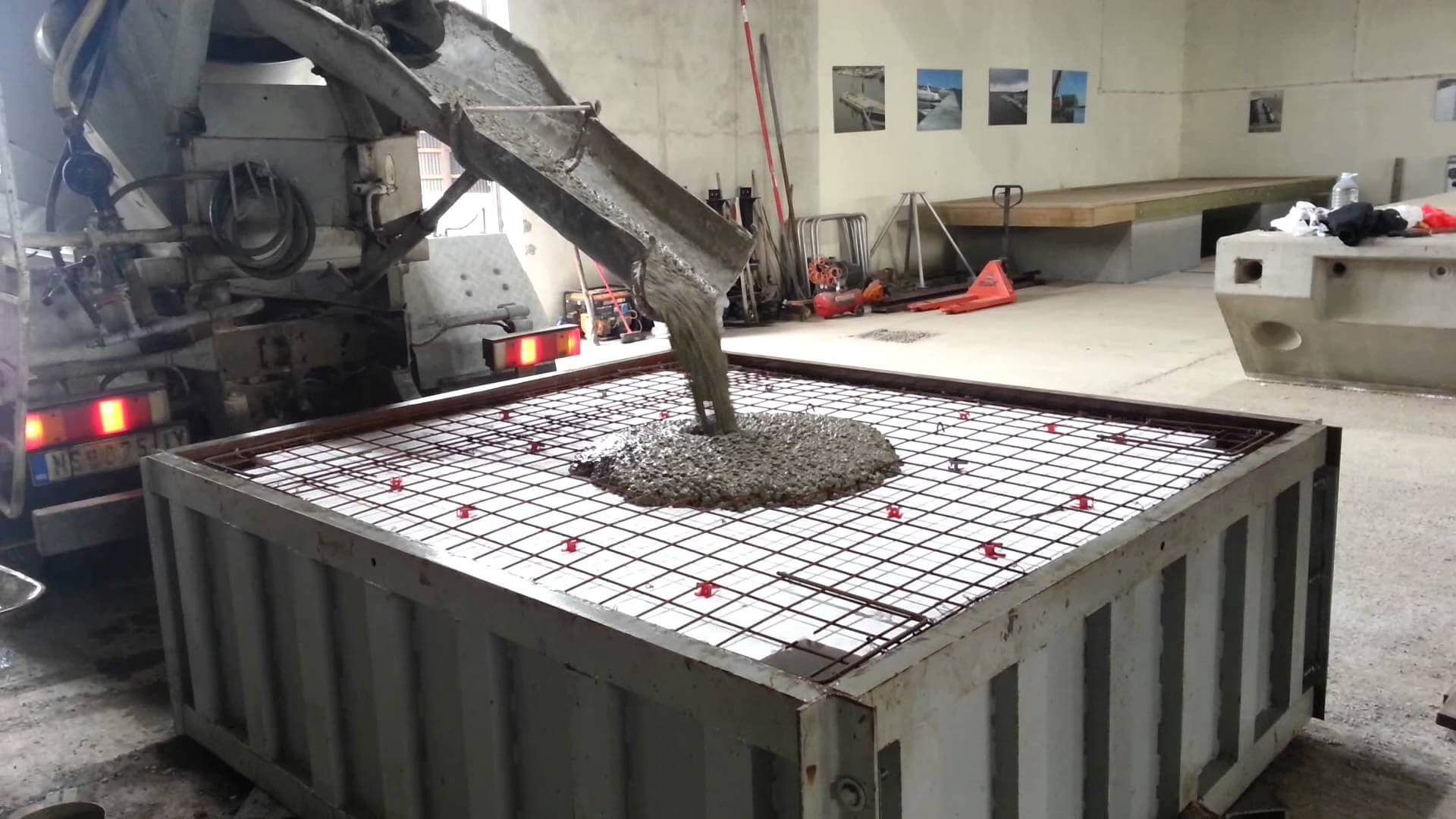 Cement- és betonipari képzés indult a PTE-n