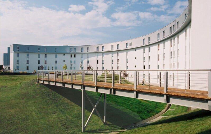 Modern kollégiumi épülettel bővül a Debreceni Egyetem