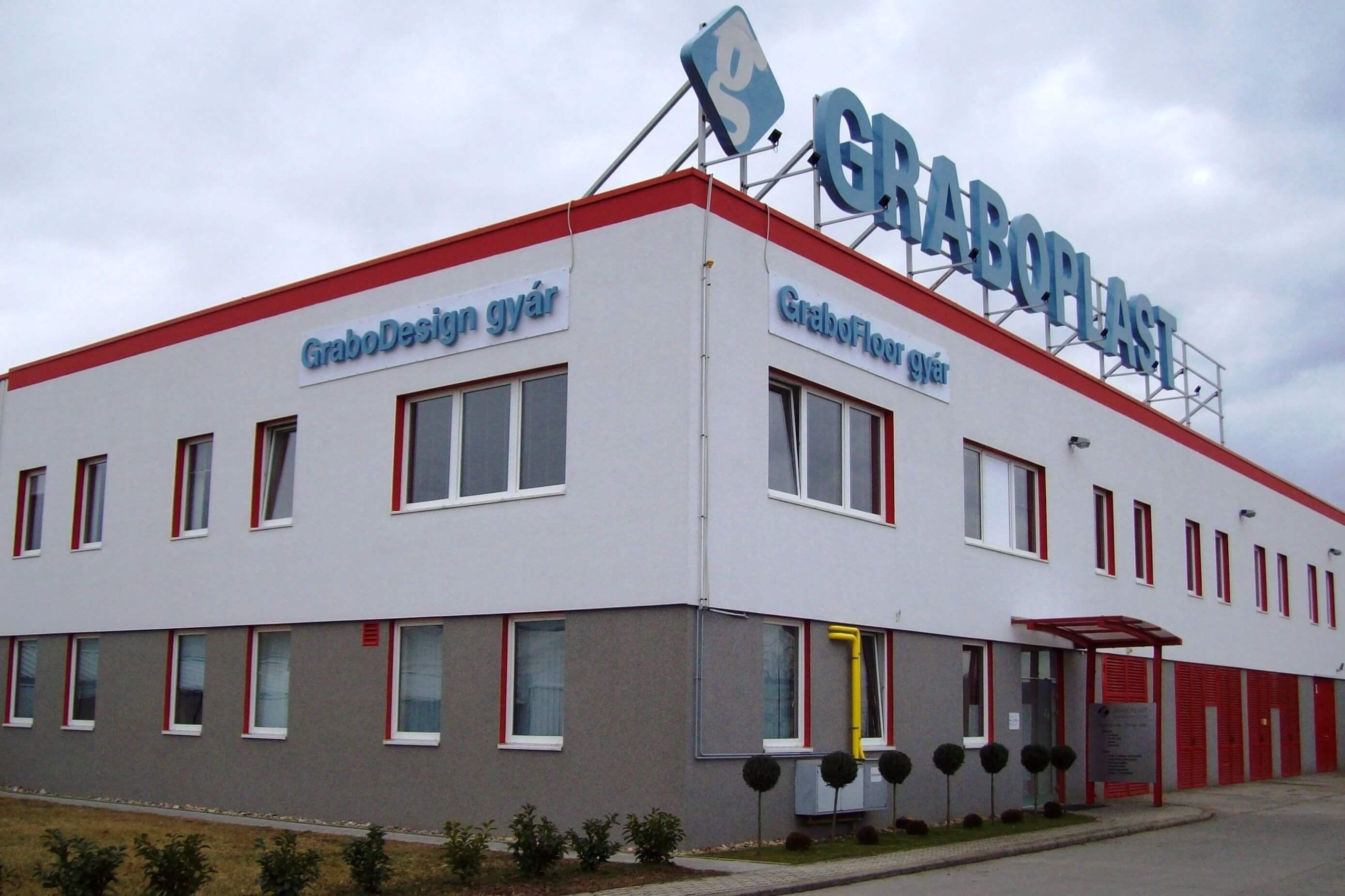 Új gyárat épít Győrben jövőre a Graboplast