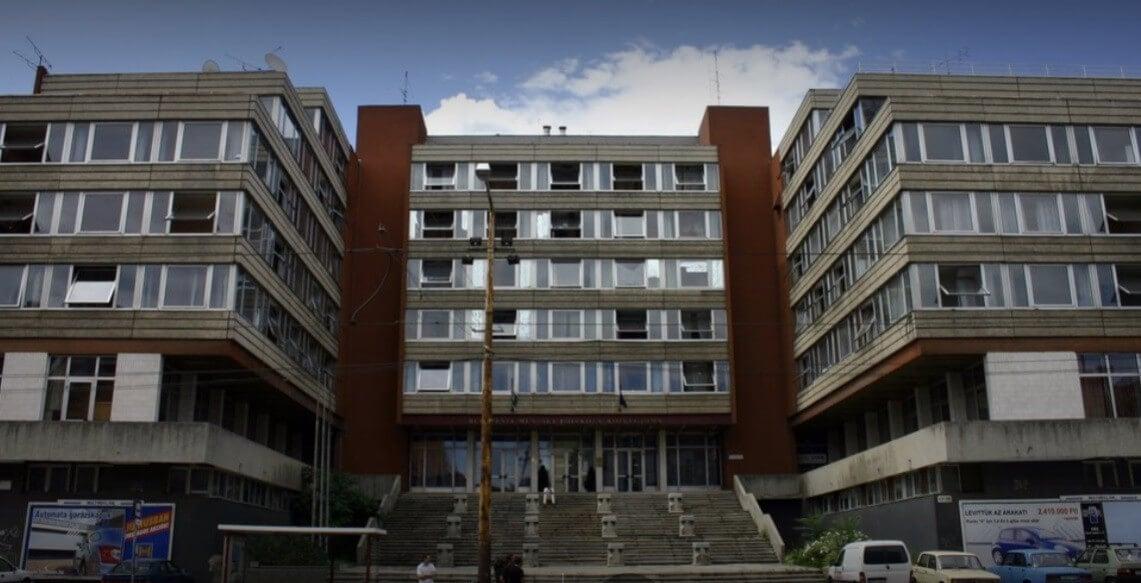 Újra lakhatóvá válik az óbudai Kandó Kollégium