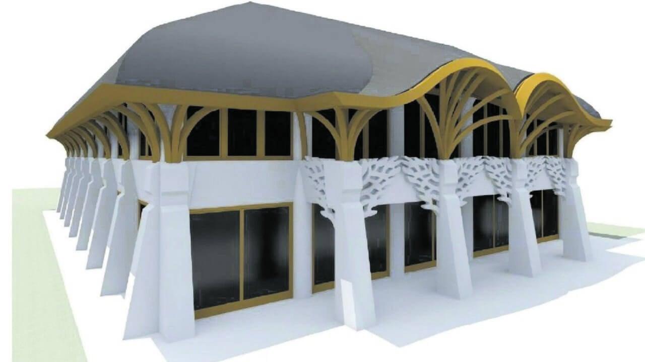 Komoly fejlesztésekkel párosul az új makói könyvtár építése