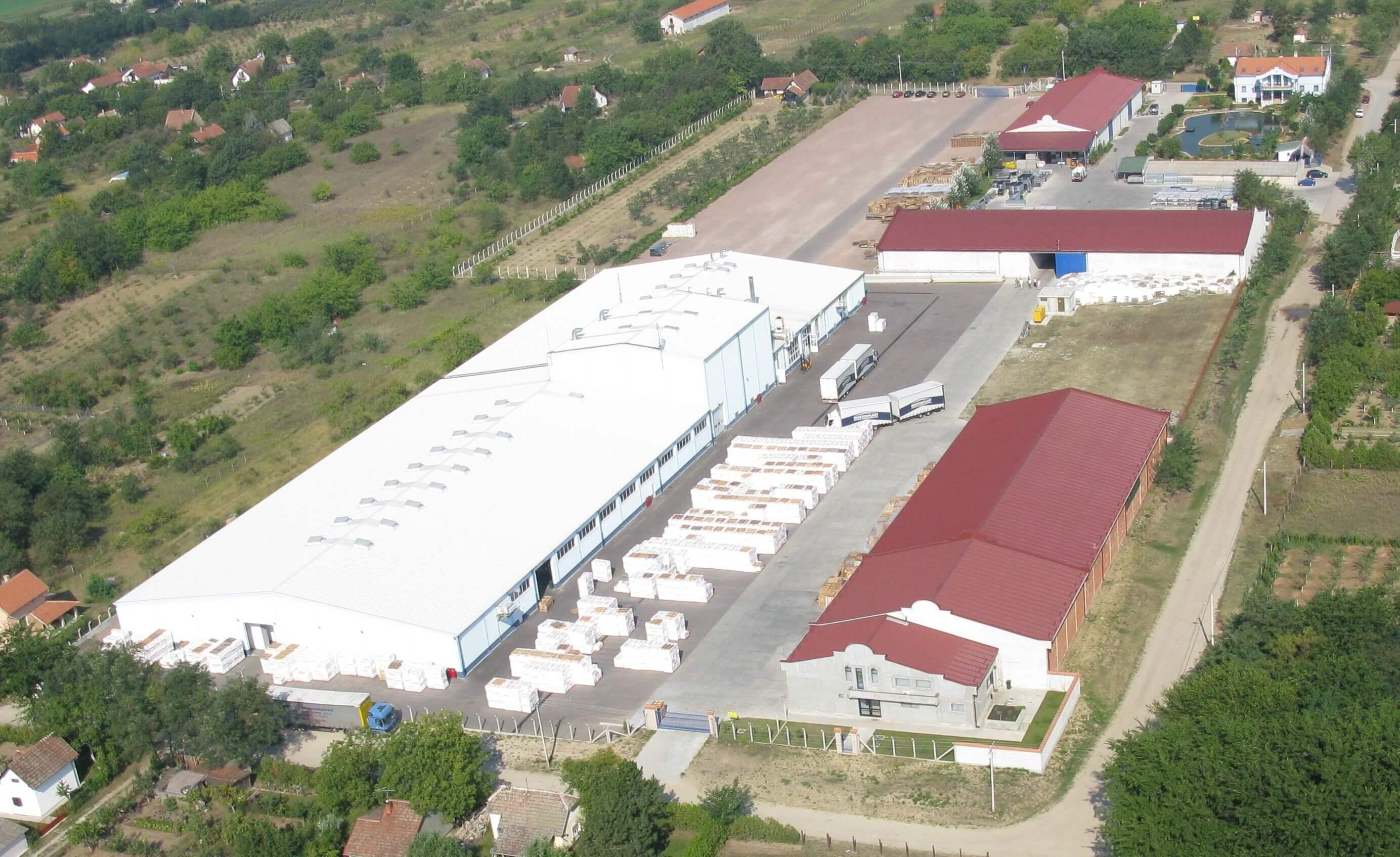 Hatékonysága növelésével maradt nyereséges a magyar építőipari gyártó