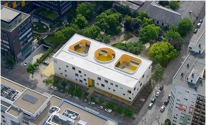 Média Építészeti Díja: három kategóriában is a passzívház óvoda a győztes