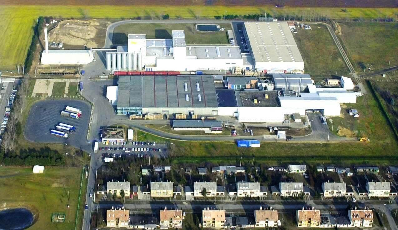 A Market ötezer négyzetméteres gyártócsarnokkal bővíti a Nestlé büki üzemét