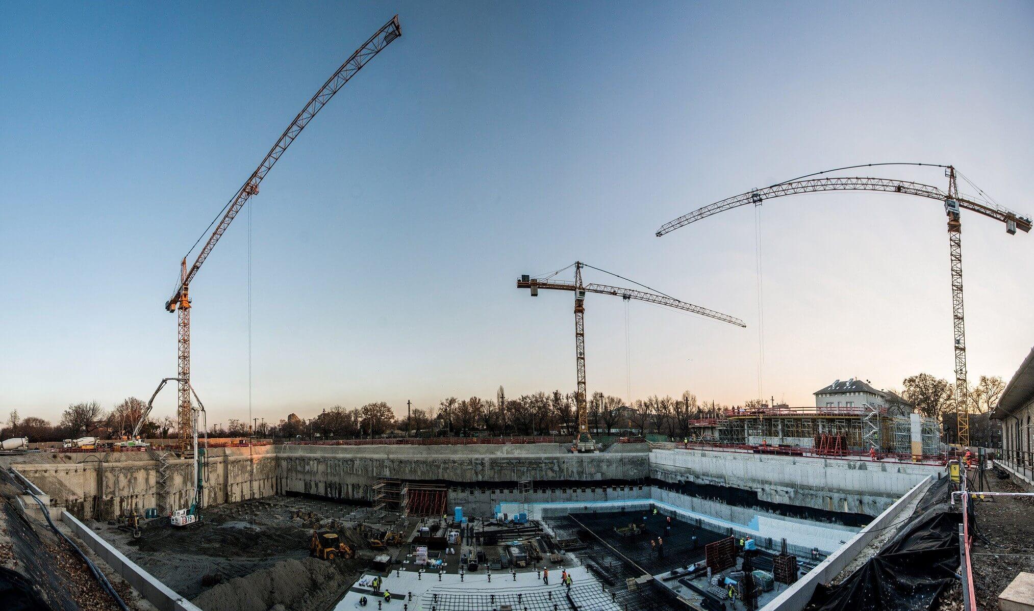 350 ezer műtárgy otthona: egyre több részlet derül ki az épülő OMRRK-ról