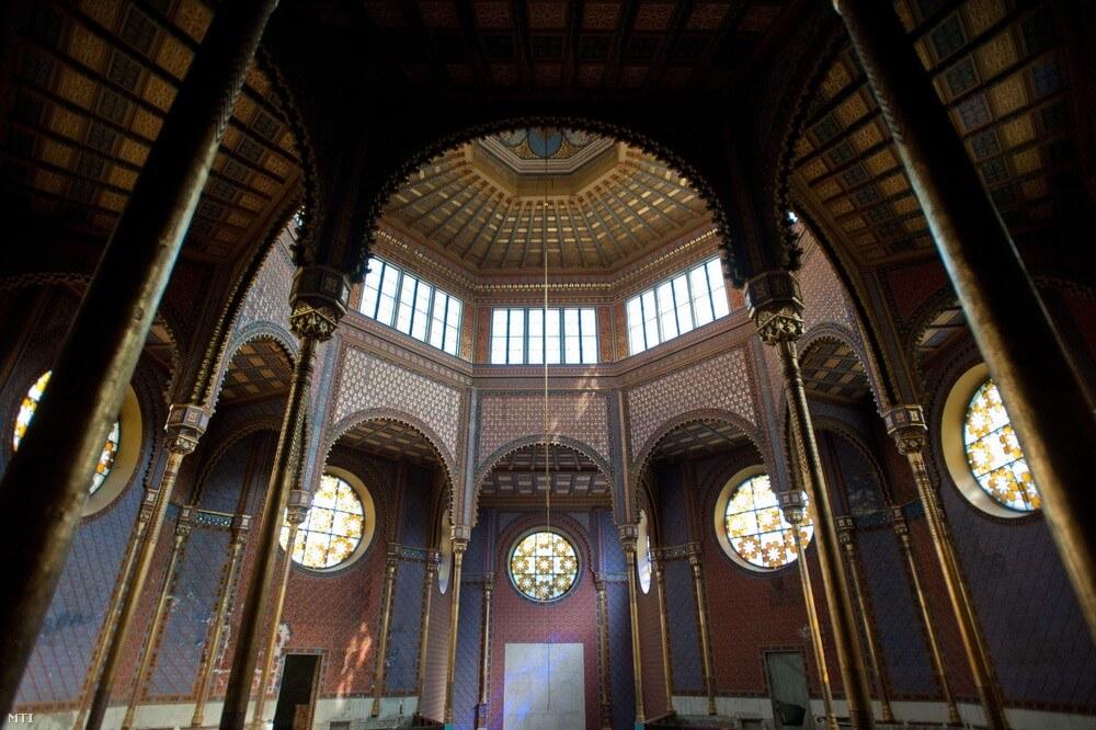 Hamarosan elkezdődhet a Rumbach utcai zsinagóga felújítása