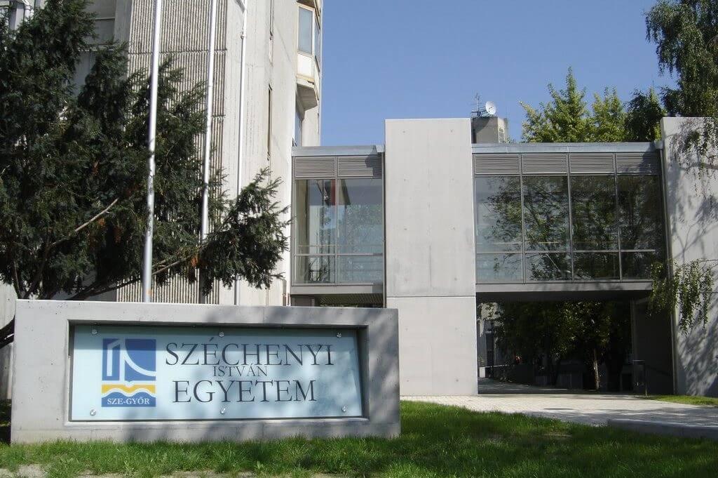 Innovációs épületekkel bővül a győri egyetem