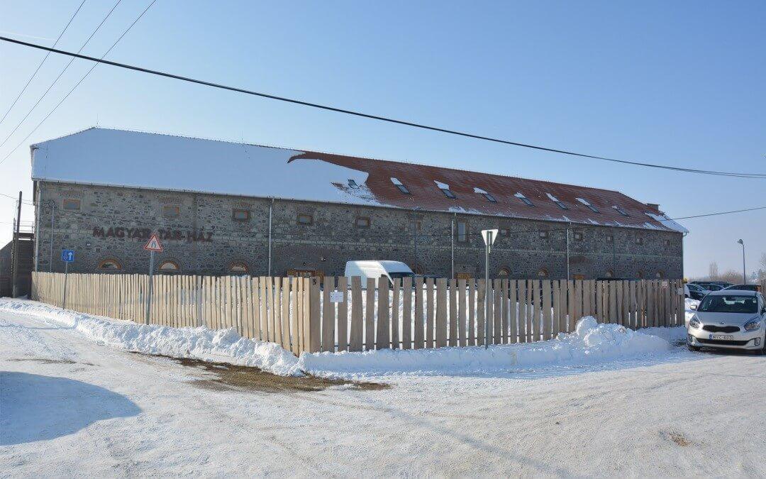 Izgalmas interaktív múzeum jött létre egy Heves megyei magtárépületben