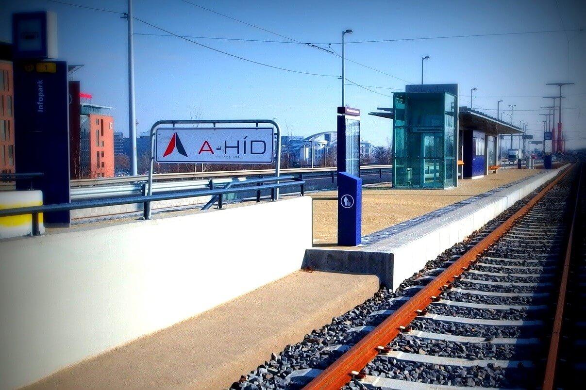 Kutatás-fejlesztés az A-Hídnál: fókuszban az építőipari hatékonyságnövelés