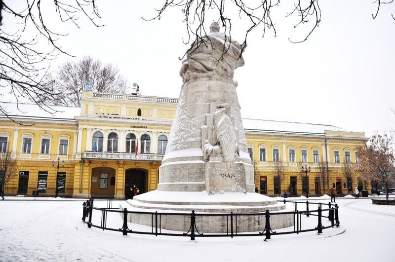 Elfogadták Nyíregyháza idei költségvetését: jégcsarnok és új óvoda épül