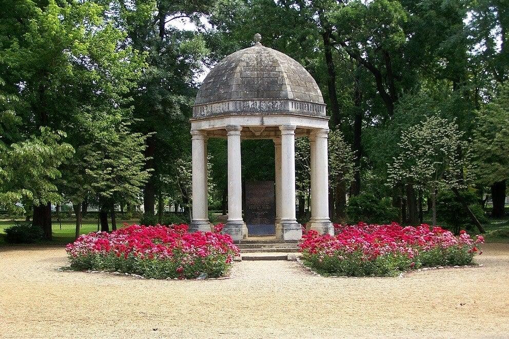 A keszthelyi Helikon park is megújul a város 770. évfordulójára