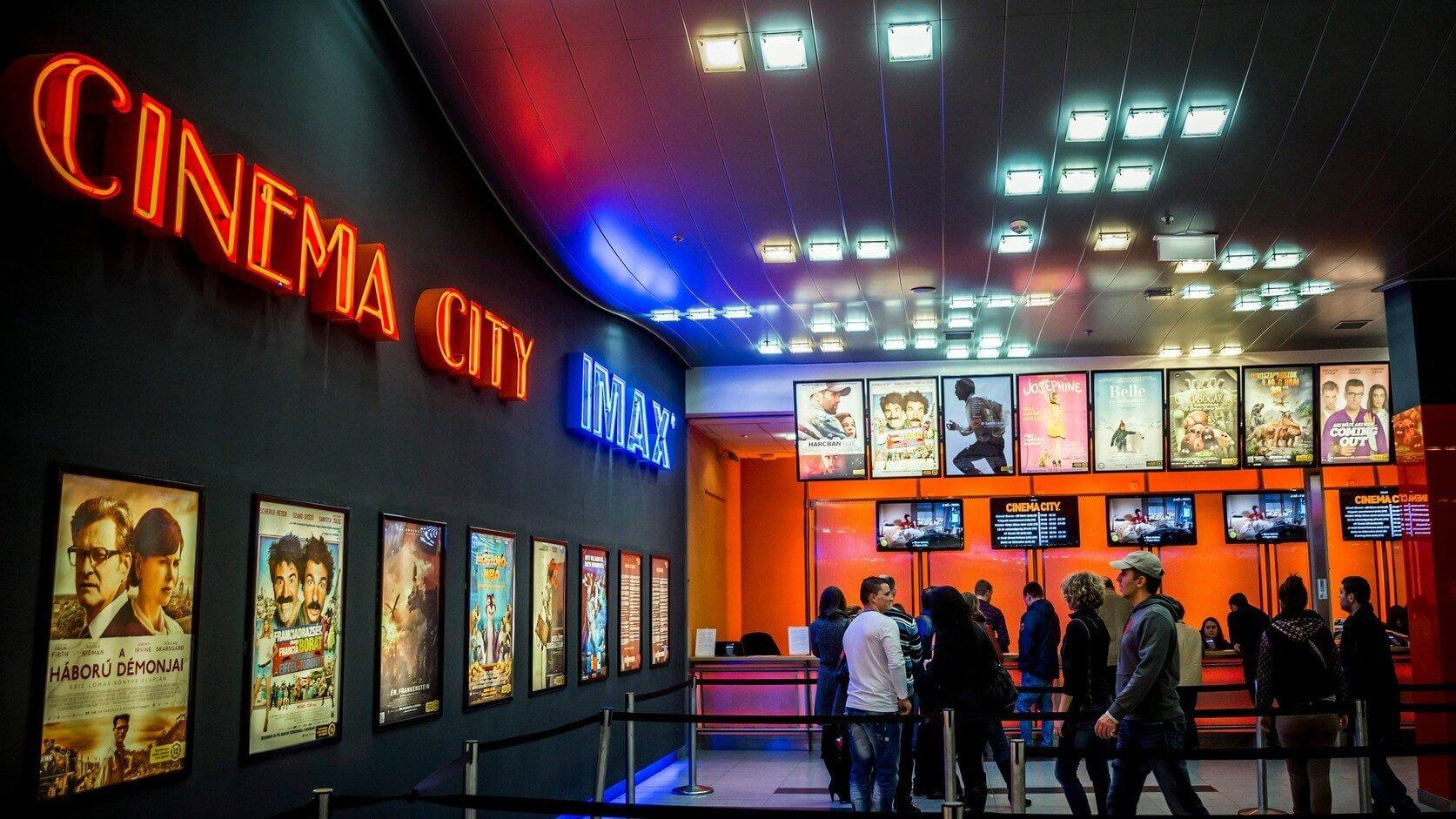 Új termet ad át Győrben a Cinema City, idén további öt városban fejleszt