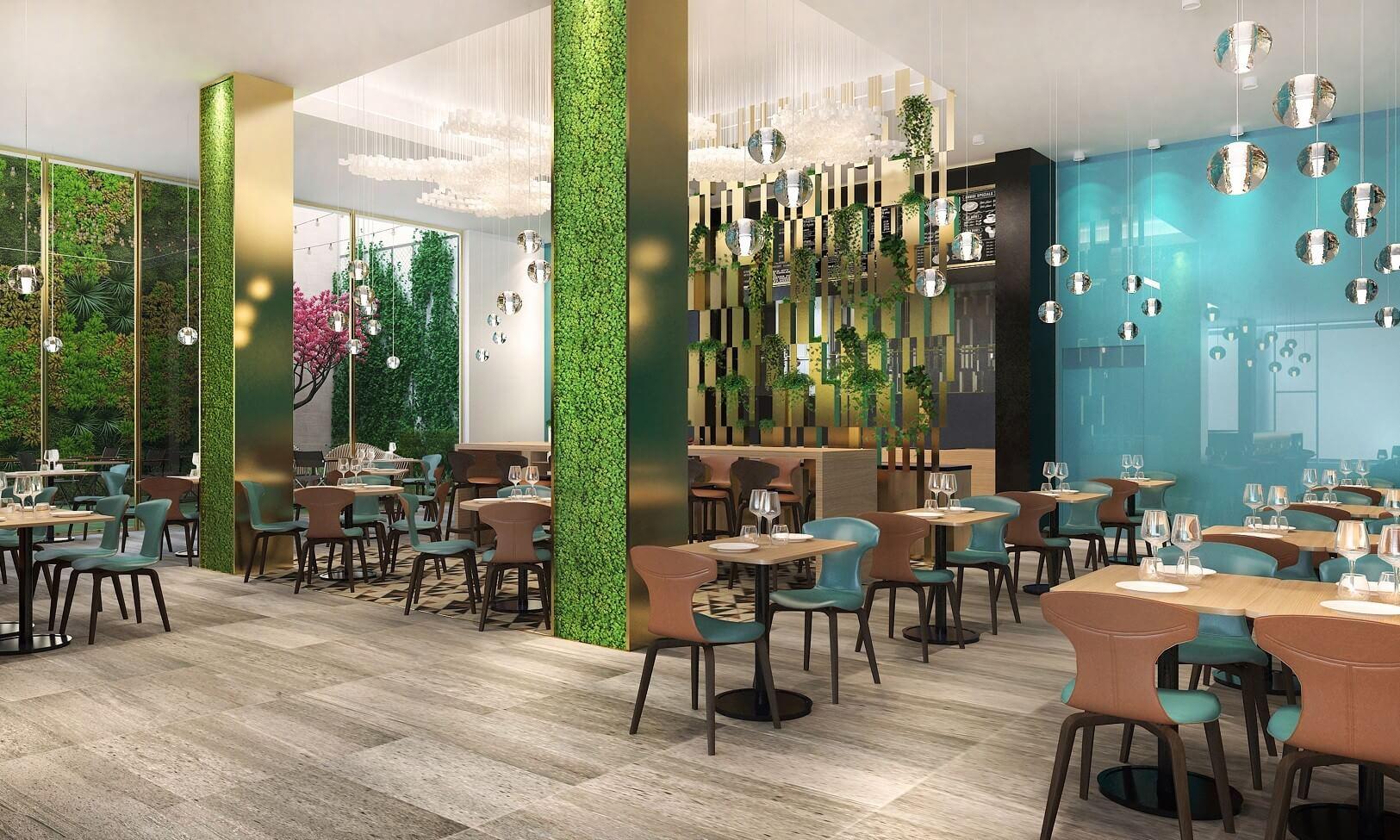 Kilencemeletes hotelt épít Budapest belvárosában a Hilton