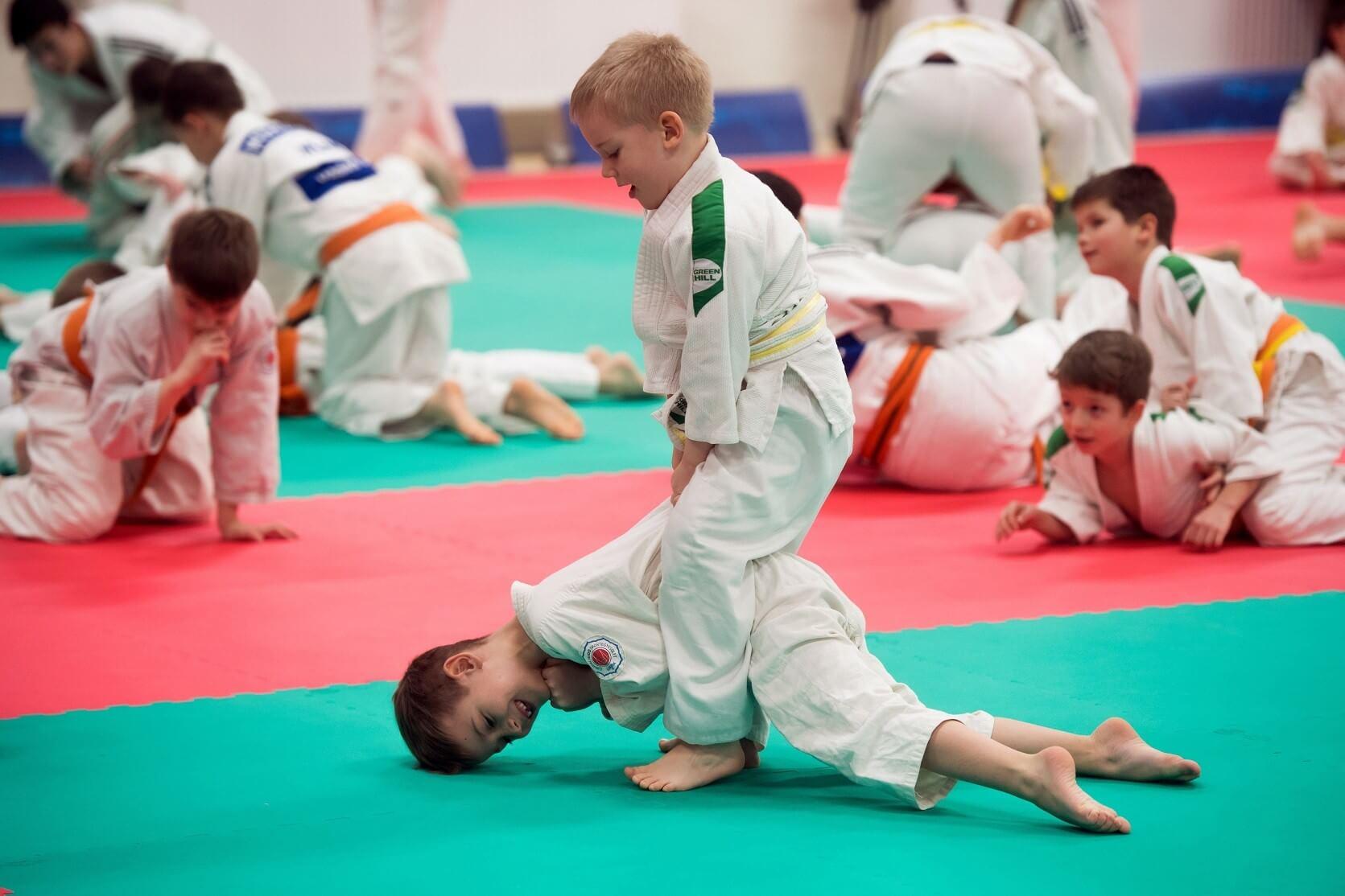 Elkészült Újbuda nemzetközi színvonalú judo akadémiája