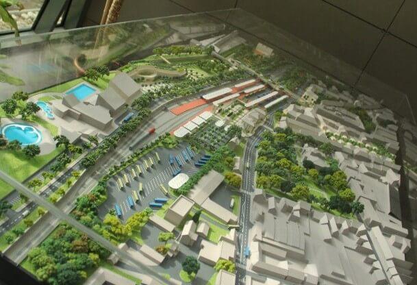 Hamarosan Kaposváron is kezdődhet az intermodális csomópont kiépítése