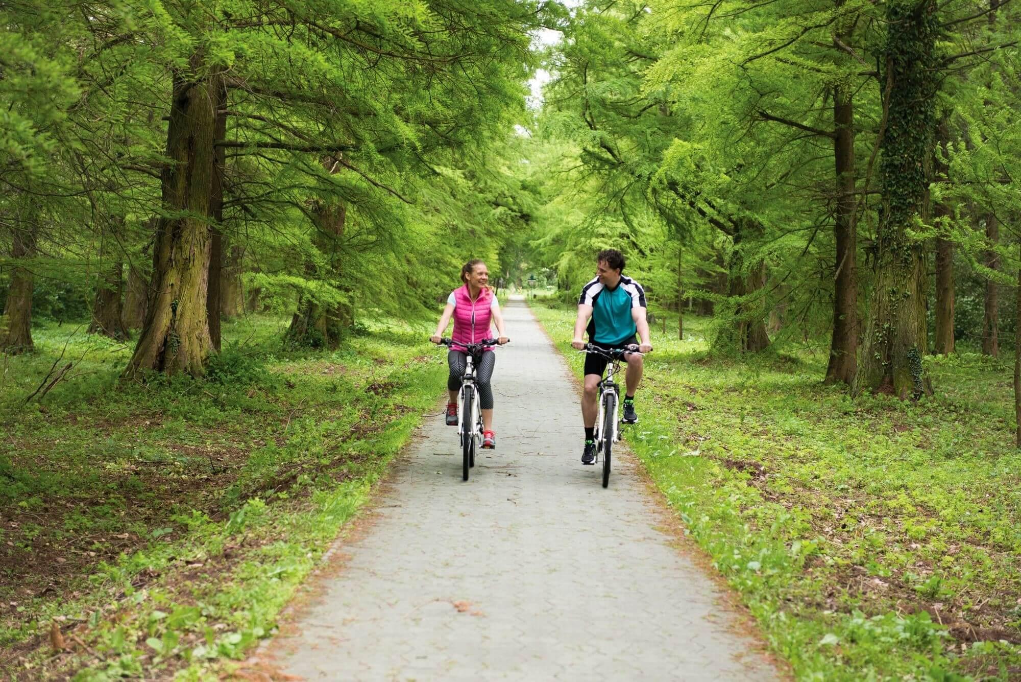 Ezek a kiemelt kerékpárutak épülnek meg 2019-ig Magyarországon