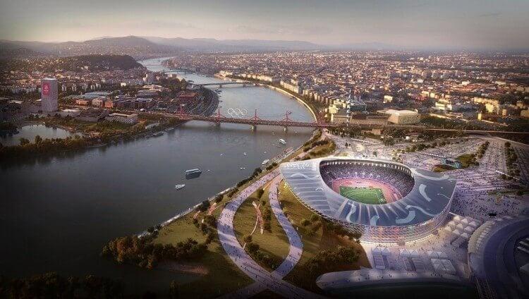 Így néz ki a főváros átfogó sportfejlesztése