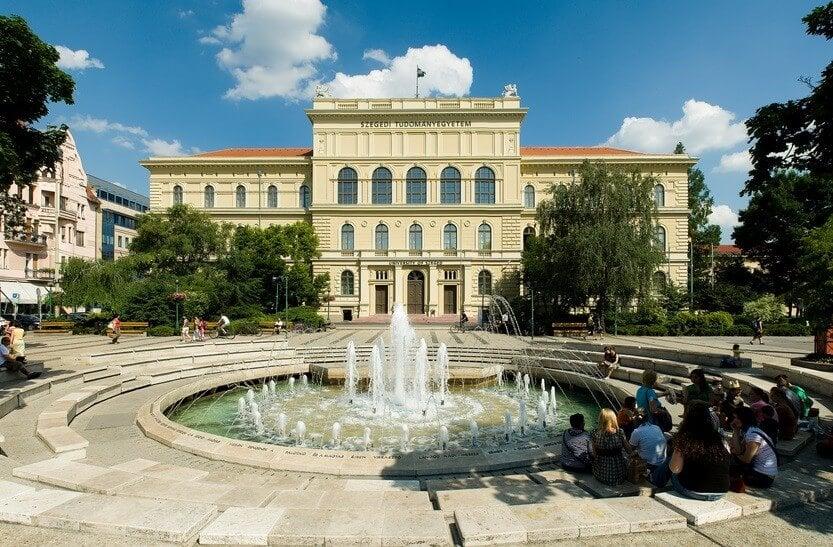 A Szegedi Tudományegyetem a legzöldebb a hazai felsőoktatásban