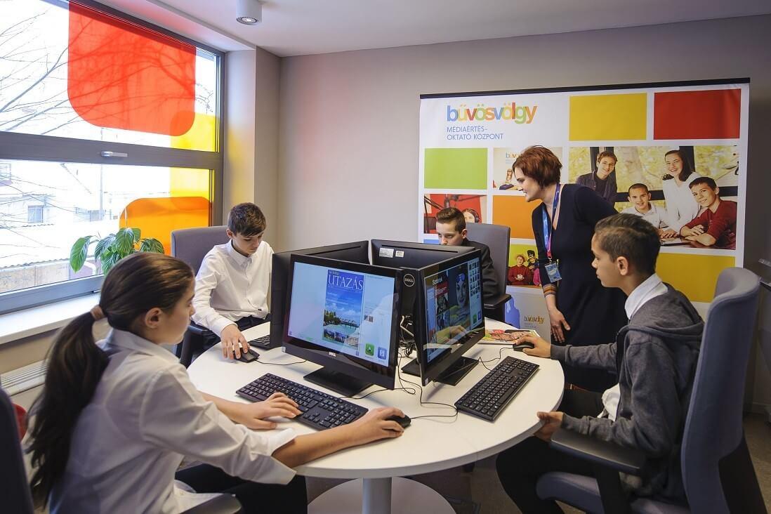 Debrecenben adták át a második Bűvösvölgy oktatóközpontot