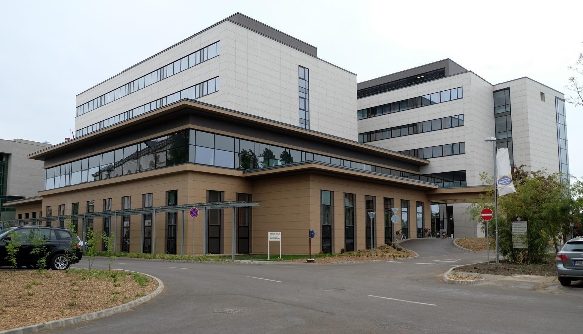 Két nagy fejlesztést is végrehajt idén a Békés Megyei Központi Kórház