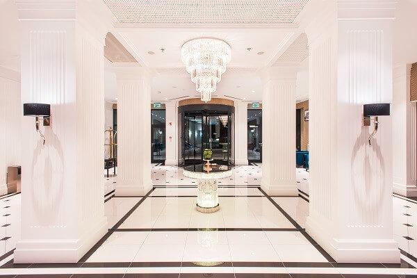 Négycsillagos hotel nyílt az Erzsébetvárosban