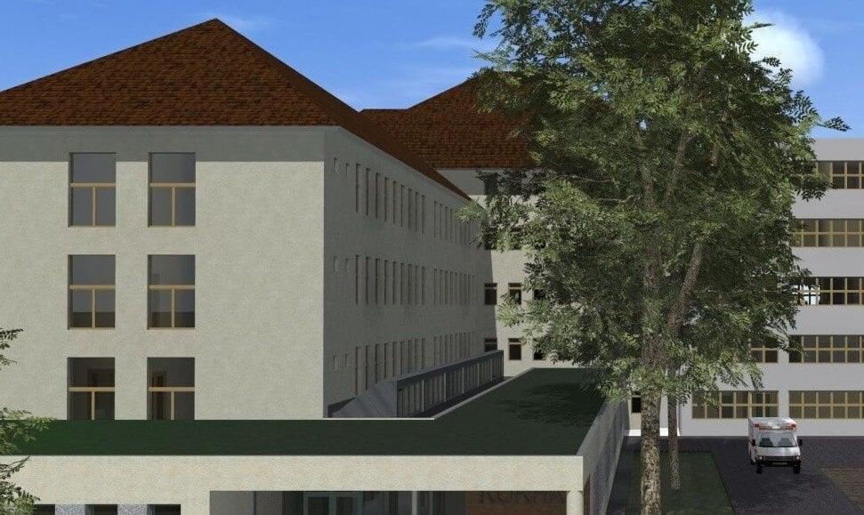 Új épületszárnnyal nyerte vissza régi funkcióit a kiskunfélegyházi kórház